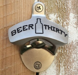 Having A Bottle Opener Wall Mounted Fridge Or Cooler Will Let You Know Where Your Fixed Gadget Is At All Times